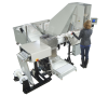 Automatic Towel Inspection & Bagging System -- ST-1000