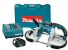 MAKITA 18V LXT Li-Ion Portable Band Saw Kit -- Model# BPB180