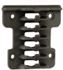 Cable Clip Arrays - Flush Mount -- HEYClip™ MaxRunner® - Image