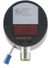 Continuous level sensor with overspill monitoring -- LK1223