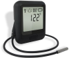 Rechargeable Battery-Powered WiFi Temperature and Humidity Data Logging Sensor With LCD -- WiFi-502 -- View Larger Image