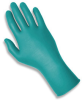 Touch N Tuff(R); Teal, powder-free, 4 mil, 9.5-inch, 100 per dispenser box; Size 6.5-7 -- 076490-85834