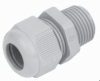Standard Plastic Cable Gland -- PCG-3/8 -- View Larger Image