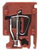 WEIDMULLER - 1650370000 - TERMINAL BLOCK, DIN, 1POS, 26-14AWG -- 891686