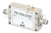 3 dB NF, 15 dBm P1dB, 2 GHz to 18 GHz, Low Noise Broadband Amplifier, 33 dB Gain, SMA -- PE15A3258 -Image