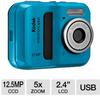 Kodak C123 1564194 EASYSHARE Sport Camera - 12 MegaPixels, 5 -- 1564194