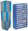 Modular Small-Parts Storage Cabinets -- 4420500