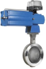 Neles® Neldisc High Performance Triple Eccentric Disc Valve -- L1/L2 Series - Image