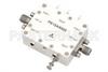 6.3 Watt Psat, 5.5 GHz to 9.5 GHz, High Power GaAs Amplifier, SMA, 23.5 dB Gain, 47 dBm IP3, 8.5 dB NF -- PE15A5009 -Image