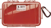 Pelican 1040 Micro Case - Clear with Red Liner -- PEL-1040-028-100 -Image