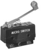 Basic Limit Switch 10A Roller Lever -- 78454923430-1