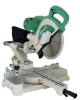 HITACHI 10 In. Sliding Dual Compound Miter Saw -- Model# C10FSB