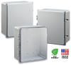 Nema and IP Rated Electrical Enclosure 16X14X7 -- H161407HCF