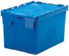 60 cm x 40 cm x 36.5 cm Attached Lid Container (ALC