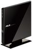 Asus Dual Interface External Slim DVD±R/RW Drive -- SDRW-08D2S-U-BLK - Image