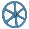 (FHP) Fixed Bore Sheaves -- MFAL94X3/4