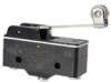 MICRO SWITCH BZ Series Premium Large Basic Switch, Single Pole Double Throw Circuitry, 15 A at 250 Vac, Roller Lever Actuator, Screw Termination, Silver Contacts, UL, CSA, ENEC -- BZ-2RW82555110T -Image