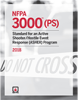 NFPA 3000 (PS), Standard for an Active Shooter/Hostile Event Response (ASHER) Program