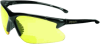 Olympic 30-06 Bifocal Safety Glasses With Yellow Lens -- BF33