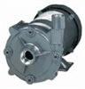 Stainless Steel Straight Centrifugal Pump, Close-Coupled Hi-Head Pump, 120 GPM or 145 TDH, 3 HP, 115/230 VAC, 1 Phase, TEFC -- EW-70761-30