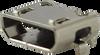 Micro B USB Connector -- UJ2-MIBH2-4-SMT