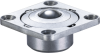 Top Flange Medium Duty Ball Transfer Units -- MS Series