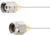Low Loss 1.85mm Male to 2.92mm Male Cable 047 Coax in 36 Inch -- FMCA2088-36 -Image