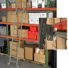 RELIUS SOLUTIONS Rolling Track Ladder -- 7692100