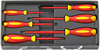 4695 VDE - Screwdriver set DRALL+ -- 96469510