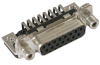 TE CONNECTIVITY / AMP - 3-106506-2 - D-SUB CONNECTOR, STANDARD, PLUG, 15POS -- 999996