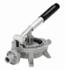 Guzzler diaphragm hand pump, 12 GPM, 5 Strokes/gallon -- GO-07090-11