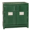 Eagle 22 gal Green Hazardous Material Storage Cabinet - 35 in Width - 36 in Height - Under Counter - 048441-00040 -- 048441-00040 - Image