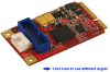 Mini PCI Express 2-Port SuperSpeed USB 3.0 w/ICC -- MPEU230