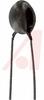 THERMISTOR; 100 OHMS @ +25C; PC BOARD MOUNTABLE MTG. TYPE; 1.5