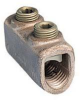 Wire Termination : Power Connectors : Copper Mechanical Lugs and Splices -- HC50-1