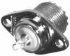 RF Coaxial Panel Mount Connector -- RFU-522