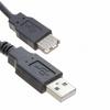 USB Cables -- 2057-CA-USB-AM-AF-3FT-ND -Image