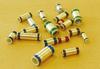 Tublar Pi Capacitors -- NP0