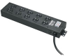 Waber-by-Tripp Lite Power Strip with 10 Side-by-Side Outlets and 15-ft. Cord -- UL800CB-15