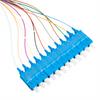12 Fiber Ribbon, 9µm SM SC/UPC 3 Meter Pigtail Fanout Kit -- FPT12-SCUSM-R-FO-3 -Image