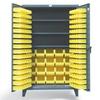 Three-Shelf Cabinet with Bins -- 36-BBS-243 - Image