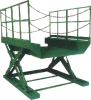Zero-Low Dock Lifts -- ZDK-25512A