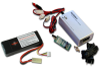 11.1V Li-Ion Pack & Module -- TLP2000-BL-1