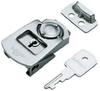 Mini-Draw Latch w/Lock -- PN-51