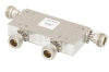 Dual Junction Circulator With 40 dB Isolation From 2 GHz to 4 GHz, 10 Watts And N Female -- PE83CR1018 -Image