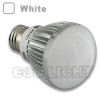 PAR20 LED Bulbs Globe, 5W - White -- LB-GL-P20-G-W
