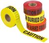 Tapes : Underground Hazard : Polyethylene -- HTU6O-FO