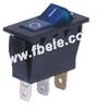 Single-pole Rocker Switch -- IRS-101-2B ON-OFF - Image