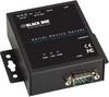 Industrial Server (1) RS232/422/485 DB9 M (1) 10/100Mbps RJ45 -- LES301A - Image