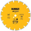 Dewalt DW4746 Diamond Blade For Asphalt And Green Concrete -- BLADEDIAASH14DEW